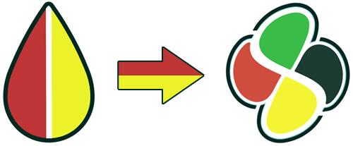 高齢運転者標識のデザイン2