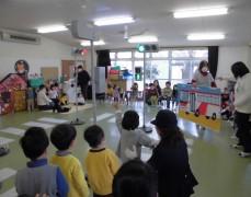 平成28年2月29日(月)白鶴保育所交通安全教室
