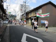 青少年非行防止・交通安全パレード