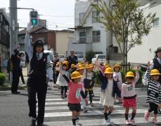 平成28年4月22日(金)八坂小学校交通安全教室