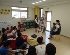 平成28年8月10日(水)松山市日の出町交通安全教室