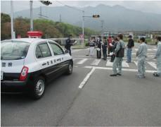 平成28年4月17日(日) 新居浜自動車学校 新社会人ドライバー教室