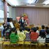 平成27年2月10日(金)大洲市 徳森保育所交通教室