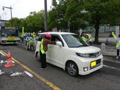 交通茶屋 2019年9月24日 総合文化会館前