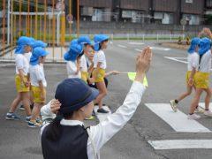 交通教室 2019年9月27日 宇和島自動車教習所